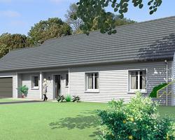 Les Maisons du Val de Bresle - Blangy-sur-Bresle - Maisons ossatures bois